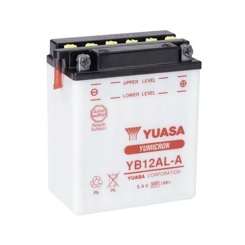 ΜΠΑΤΑΡΙΑ YUASA YB12AL-A (F650 /F650 GS)