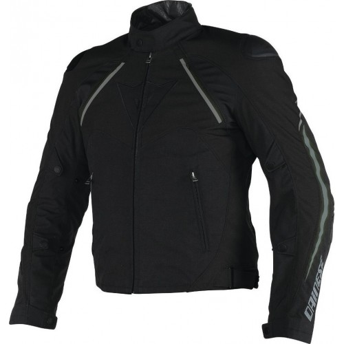 HAWKER D-DRY JACKET (BLACK/EBONY)