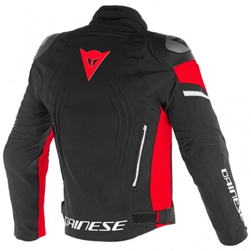 ΜΠΟΥΦΑΝ ΣΥΝΘΕΤΙΚΟ DAINESE RACING 3 D-DRY JACKET (BLACK/RED)