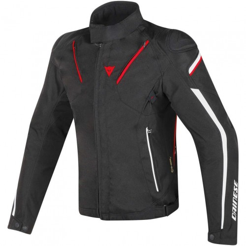 ΜΠΟΥΦΑΝ DAINESE STREAM LINE D-DRY® JACKET(Black/Red/White)