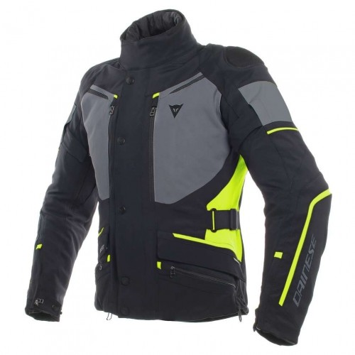 ΜΠΟΥΦΑΝ DAINESE CARVE MASTER 2 GORE-TEX JACKET(Black/Ebony/Fluo-Yellow)