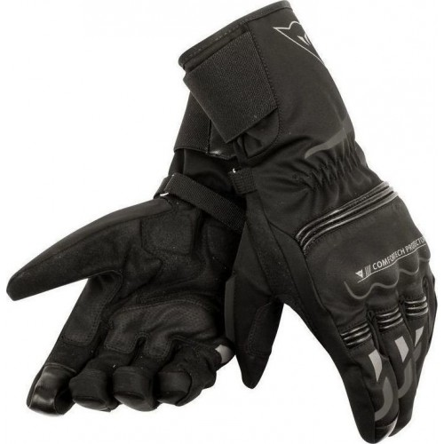 ΓΑΝΤΙΑ DAINESE TEMPEST UNISEX D-DRY® LONG GLOVES(Black/Black)