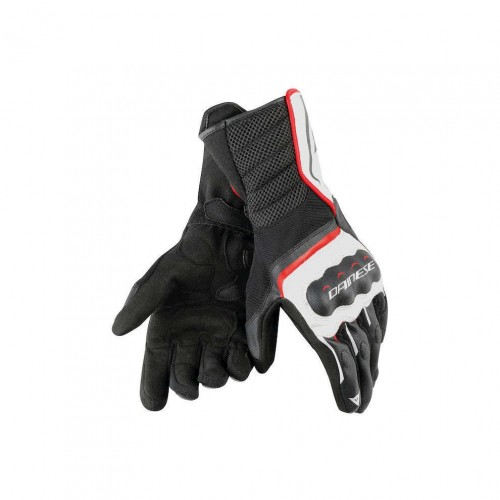 ΓΑΝΤΙΑ DAINESE AIR FAST UNISEX GLOVES(Black/white/red lava)