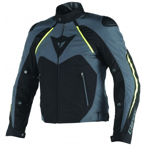 ΜΠΟΥΦΑΝ DAINESE HAWKER D-DRY(Black/Ebony/Fluo-Yellow)