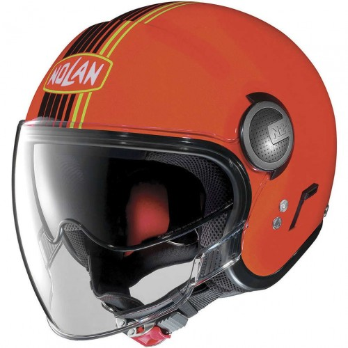 ΚΡΑΝΟΣ NOLAN N21 VISOR JOIE DE VIVRE LED ORANGE (39)