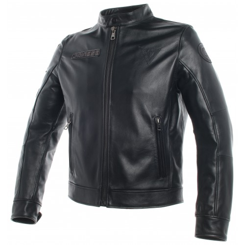 ΜΠΟΥΦΑΝ  DAINESE LEGACY LEATHER JACKET (black)