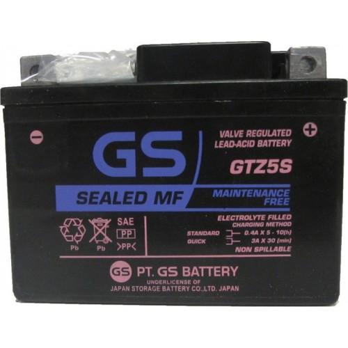 ΜΠΑΤΑΡΙΑ GS GTZ5S (INDO) CRYPTON X