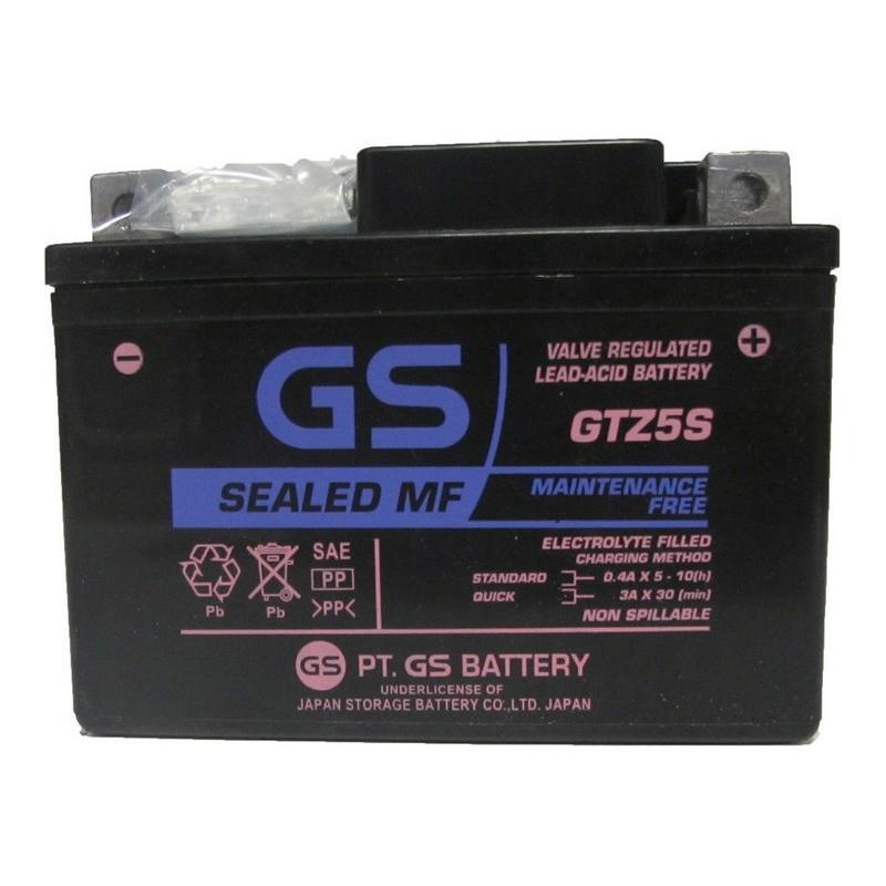 GTZ 5S (CRYPTON X135)