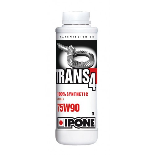 Ipone Trans 4 75W90 100% Synthetic 1L