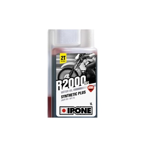 IPONE (R2000) RS SYNTHETIC+ 2T ΦΡΑΟΥΛΑ 1L