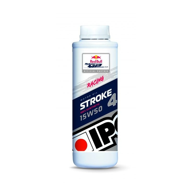 IPONE RED BULL STROKE 4 RACING 5W40 1L