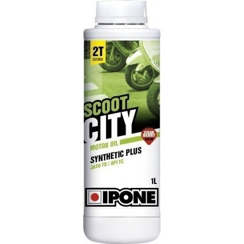 IPONE SCOOT CITY 2Τ SYNTH+ 1L