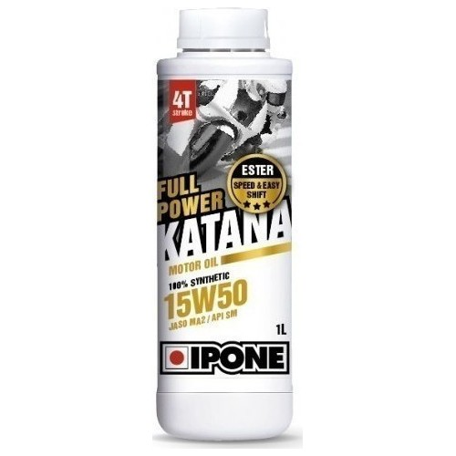 IPONE KATANA FULL POWER 100% (15W50) 1L