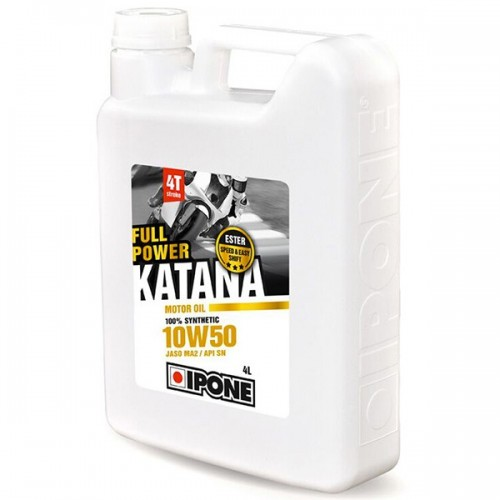 IPONE KATANA FULL POWER 100% (10W50) 4L