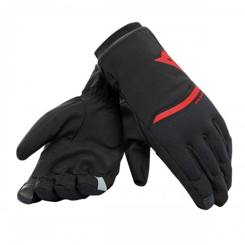 ΓΑΝΤΙΑ DAINESE PLAZA 2 D-DRY (Black/Red)