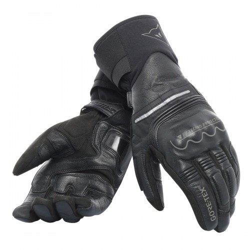 ΓΑΝΤΙΑ DAINESE UNIVERSE GORE-TEX® GLOVES + GORE GRIP TECHNOLOGY(Black)