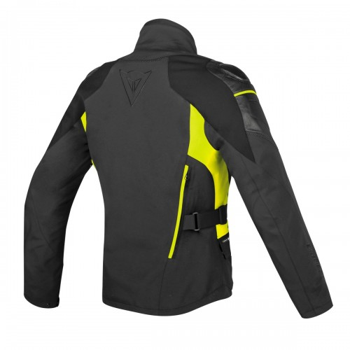 ΜΠΟΥΦΑΝ DAINESE D-CYCLONE GORE-TEX® JACKET (Black/Black/Fluo-Yellow)