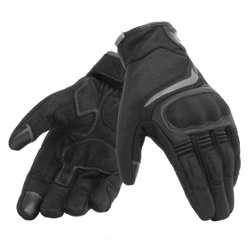 ΓΑΝΤΙΑ  DAINESE  AIR MASTER GLOVES TEXTILE BLACK