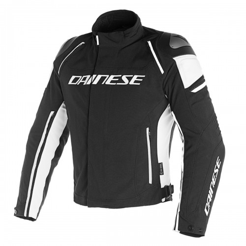 ΜΠΟΥΦΑΝ DAINESE RACING 3 D-DRY JACKET (Black/Black/White)