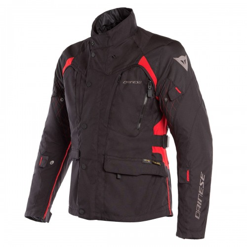 ΜΠΟΥΦΑΝ DAINESE  X-TOURER D-DRY JACKET(Black/Black/Tour-Red)