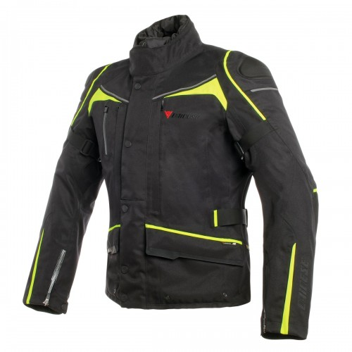 ΜΠΟΥΦΑΝ DAINESE D-BLIZZARD D-DRY JACKET(Black/Black/Fluo-Yellow)