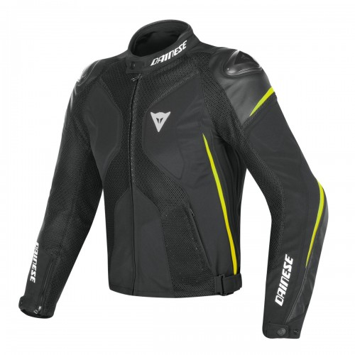 ΜΠΟΥΦΑΝ DAINESE SUPER RIDER D-DRY® JACKET(Black/Black/Fluo-Yellow)