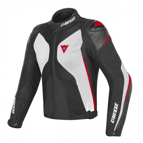 ΜΠΟΥΦΑΝ DAINESE SUPER RIDER D-DRY® JACKET(White/Black/Red)
