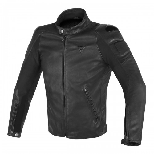 ΜΠΟΥΦΑΝ DAINESE STREET DARKER LEATHER JACKET(Black)