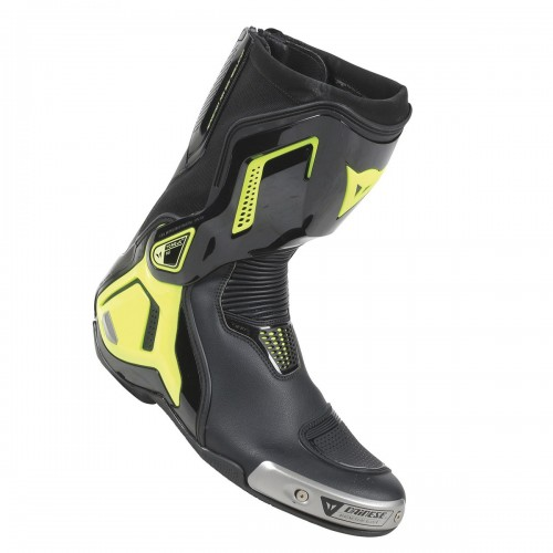 ΜΠΟΤΕΣ DAINESE TORQUE D1 OUT LEATHER(Black/Fluo-Yellow)