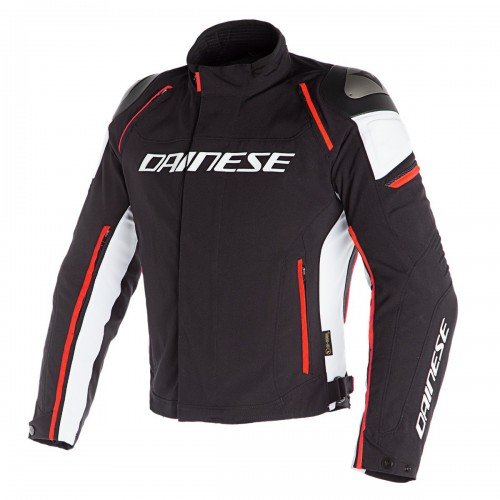 ΜΠΟΥΦΑΝ DAINESE RACING 3 D-DRY JACKET(Black/White/Fluo-Red)