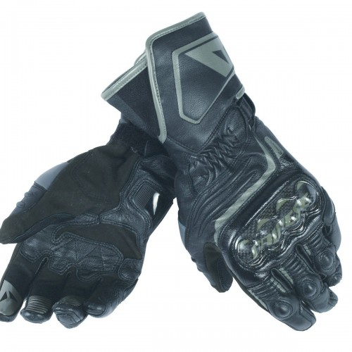 ΓΑΝΤΙΑ DAINESE CARBON D1 LONG LADY GLOVES(Black/Black/Black)