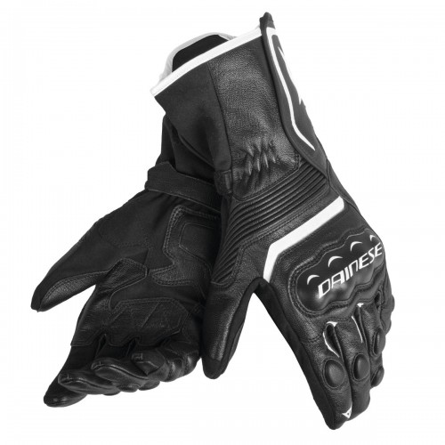 ΓΑΝΤΙΑ DAINESE ASSEN GLOVES(Black/Black/White)