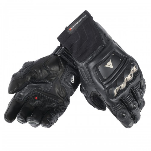 ΓΑΝΤΙΑ DAINESE RACE PRO IN GLOVES ( Black-Black-Black)