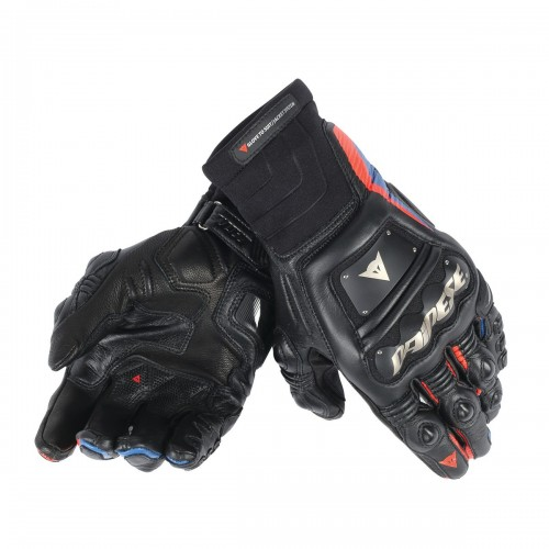 ΓΑΝΤΙΑ DAINESE RACE PRO IN GLOVES (Black-Fluo-Red-Blue)
