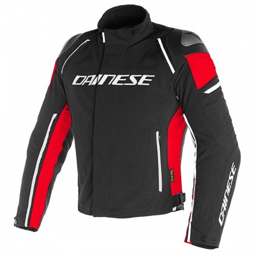 ΜΠΟΥΦΑΝ  DAINESE RACING 3 D-DRY JACKET (BLACK/RED)