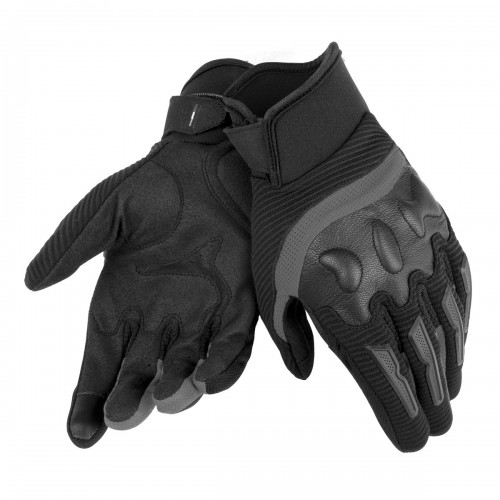 ΓΑΝΤΙΑ DAINESE AIR FRAME UNISEX GLOVES ( black/black)
