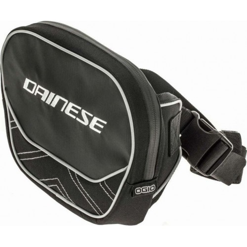 ΤΣΑΝΤΑΚΙ ΜΕΣΗΣ DAINESE WAIST BAG (Stealth Black )