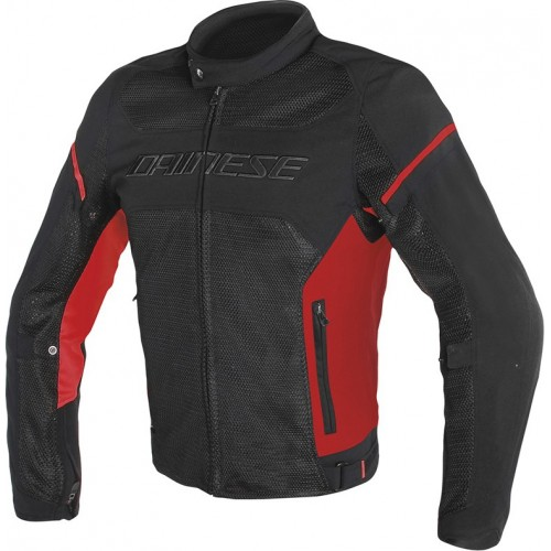 ΜΠΟΥΦΑΝ DAINESE AIR FRAME D1 JACKET ( black/red/red )