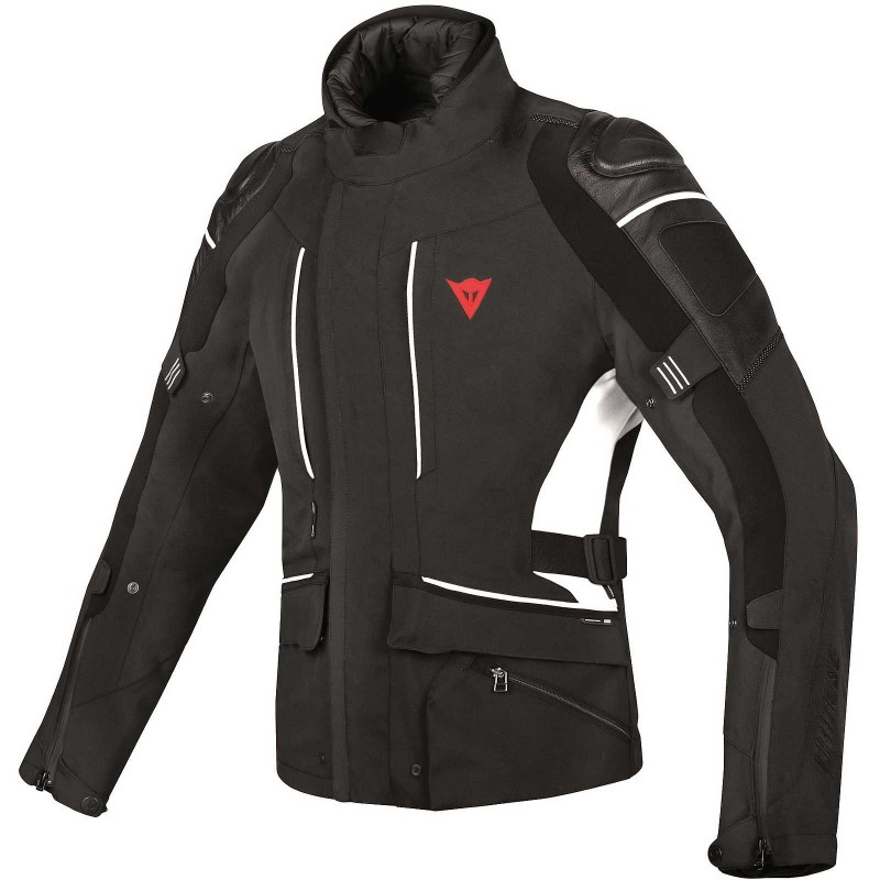 ΜΠΟΥΦΑΝ DAINESE D-CYCLONE GORE-TEX® JACKET (Black/Black/White)