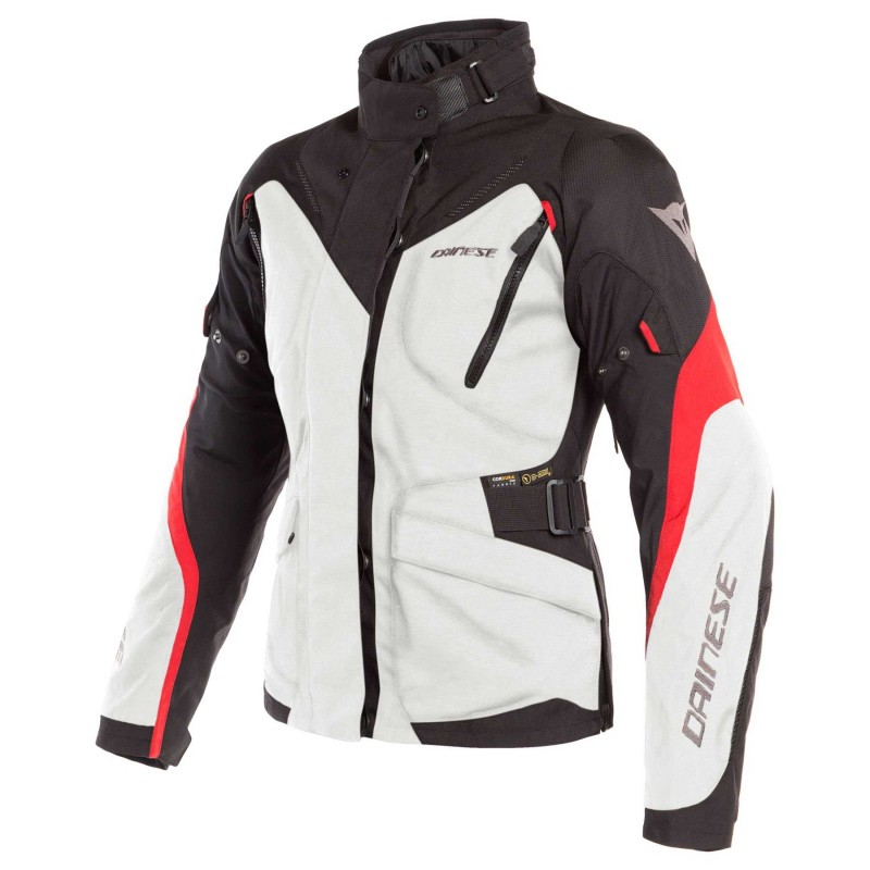 ΜΠΟΥΦΑΝ DAINESE TEMPEST 2 D-DRY LADY JACKET(Black/Black/Fluo-Yellow)