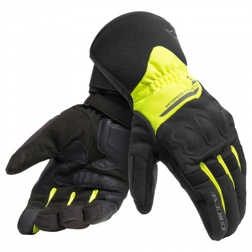ΓΑΝΤΙΑ DAINESE  X-TOURER D-DRY(Black/Fluo-Yellow)