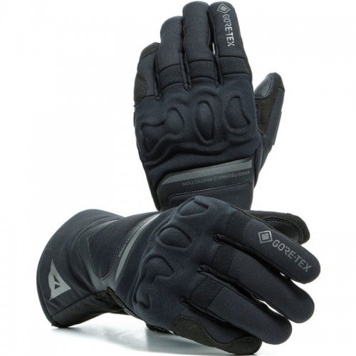 ΓΑΝΤΙΑ  DAINESE  NEMBO GORE-TEX GLOVES+GORE GRIP TECHNOLOGY (Black/Black)