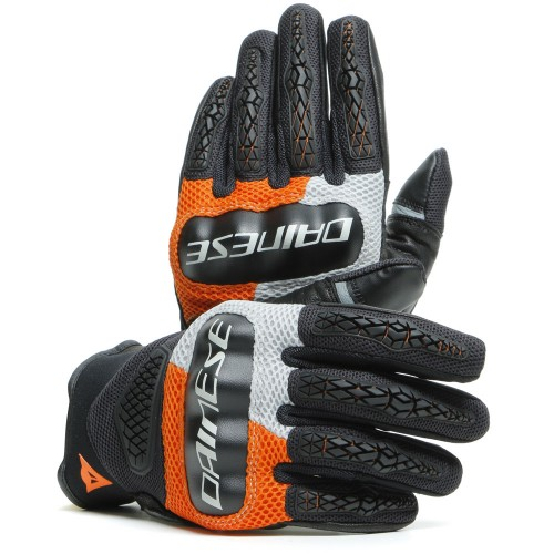 ΓΑΝΤΙΑ  DAINESE  D-EXPLORER 2 GLOVES (Glacier-Gray/Orange/Black)