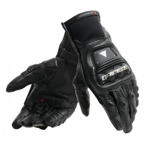 ΓΑΝΤΙΑ  DAINESE STEEL-PRO IN GLOVES (Black/Anthracite)