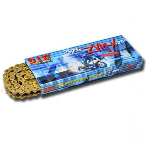 ΑΛΥΣΙΔΑ ΚΙΝΗΣΗΣ DID 525 (ZVM-X G&G) x 124 Links