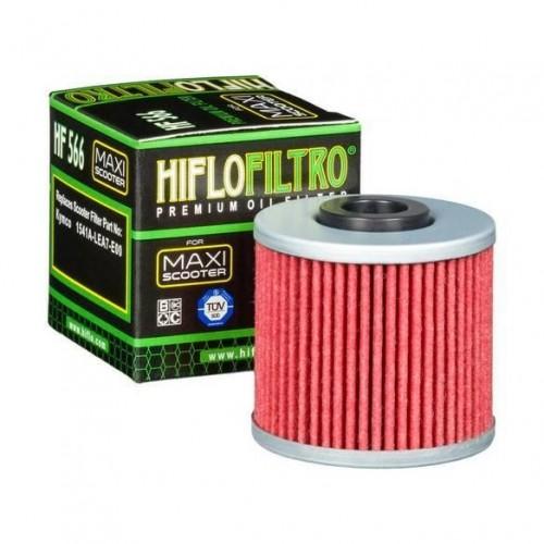 ΦΙΛΤΡΟ ΛΑΔΙΟΥ HIFLO HF566 KYMCO DOWNTOWN/ PEOPLE GTI/ K-XCT