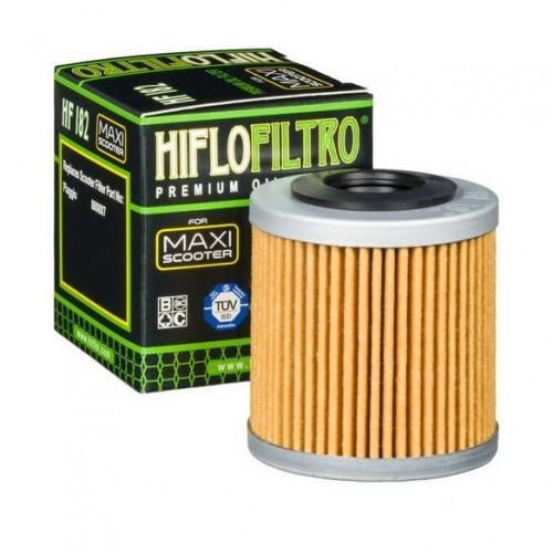 ΦΙΛΤΡΟ ΛΑΔΙΟΥ HIFLO HF182 BEVERLY