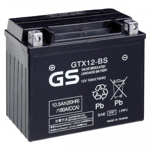 ΜΠΑΤΑΡΙΑ GS GTX12-BS (TAIWAN)
