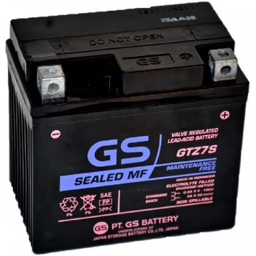 ΜΠΑΤΑΡΙΑ GS  GTZ7S (INDO) INNOVA,PCX,N MAX.