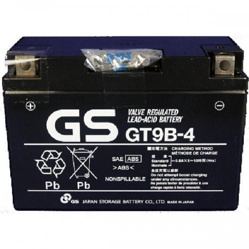 ΜΠΑΤΑΡΙΑ GS GT9B-4 (TAIWAN) XT660 TMAX R6